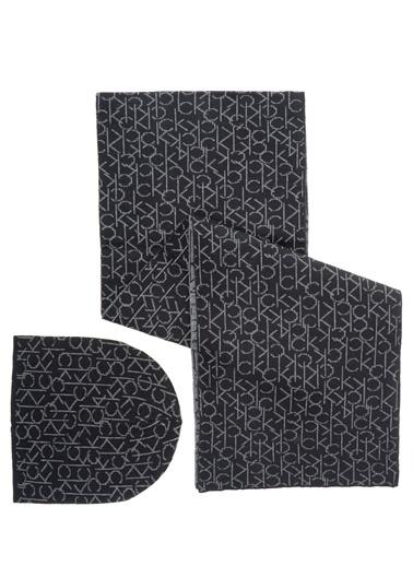 Atkı - Bere Set-Calvin Klein